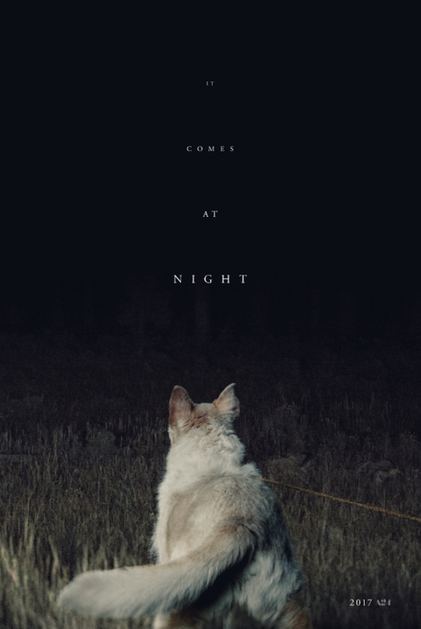 it comes at night poster 607