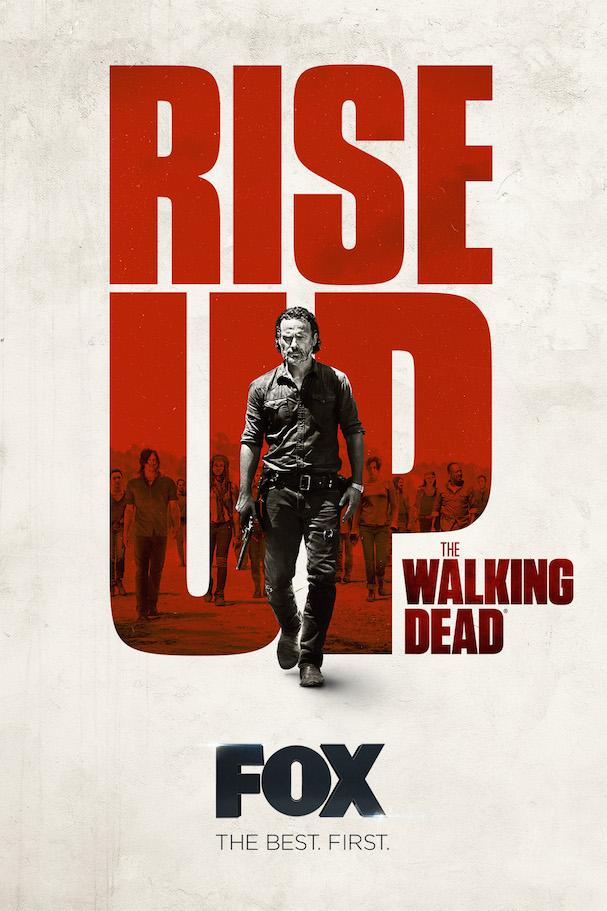 The Walking Dead Season 7B 607