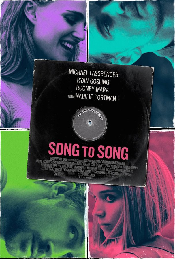 Song to Song POster 607