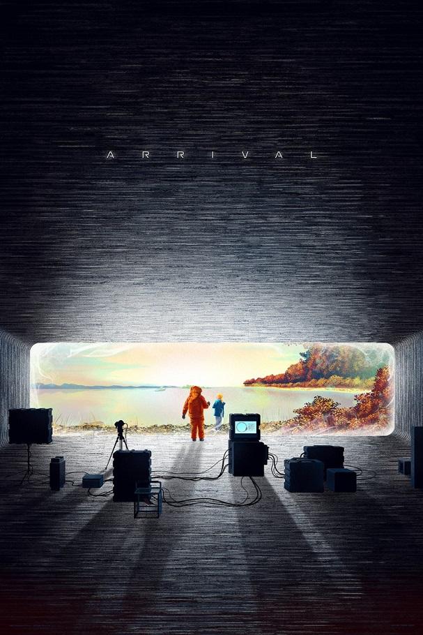 Arrival Mondo Poster 1 607
