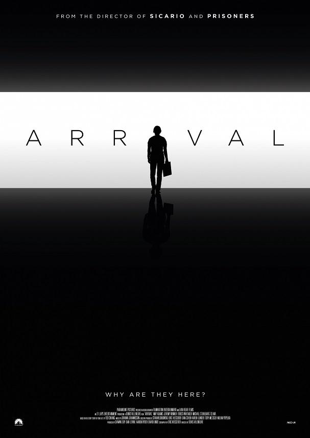 Arrival Alternative Poster 607