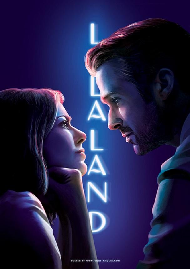 La La Land Alternative Posters 607