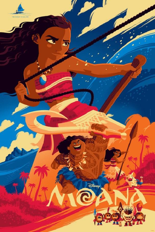 Moana poster 607