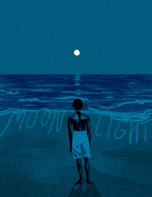 Moonlight Poster 607