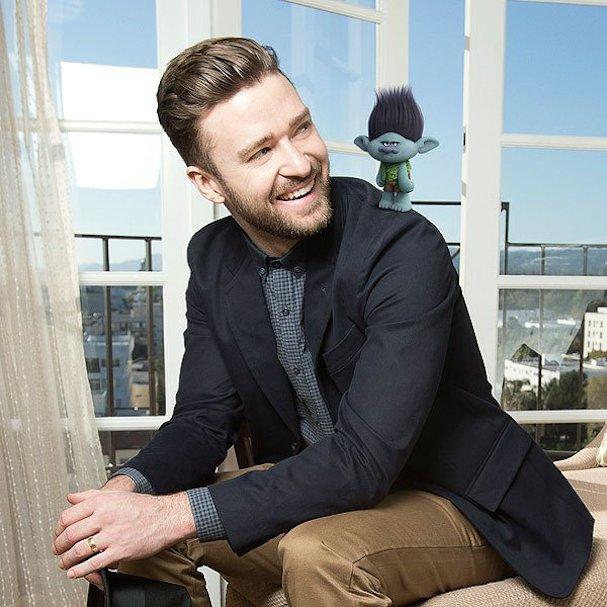 Justin Timberlake Troll 607