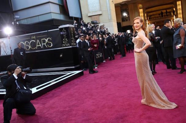 Oscars red carpet trivia 607 13