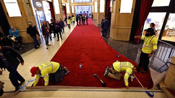 Oscars red carpet trivia 607 5