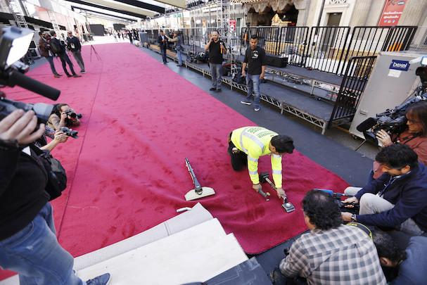 Oscars red carpet trivia 607 6