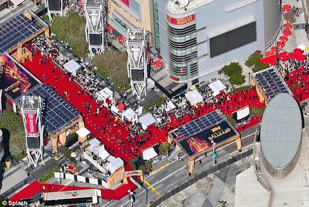 Oscars red carpet trivia 607 11