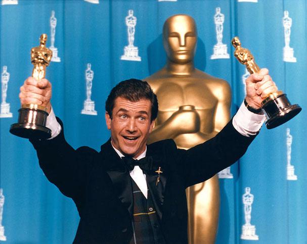 Mel Gibson Oscars