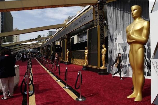 Oscars red carpet trivia 607 01