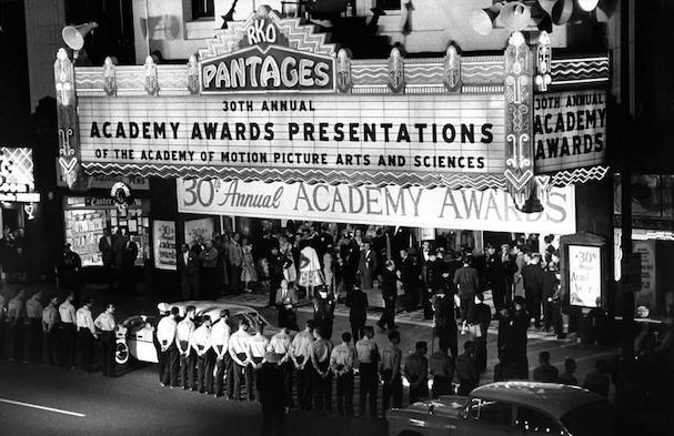 Oscars red carpet trivia 607 7