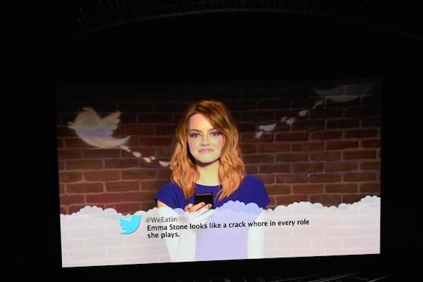 Mean Tweets Oscars 2017