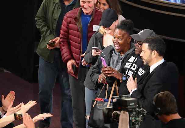 Tourists Oscars