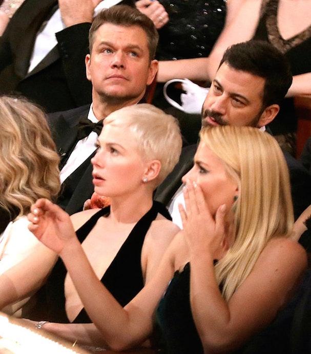 Jimmy Kimmel Oscars mistake 607