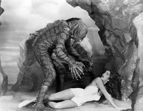 Creature from the Black Lagoon 607