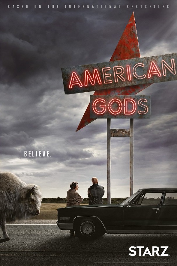 American Gods poster 607