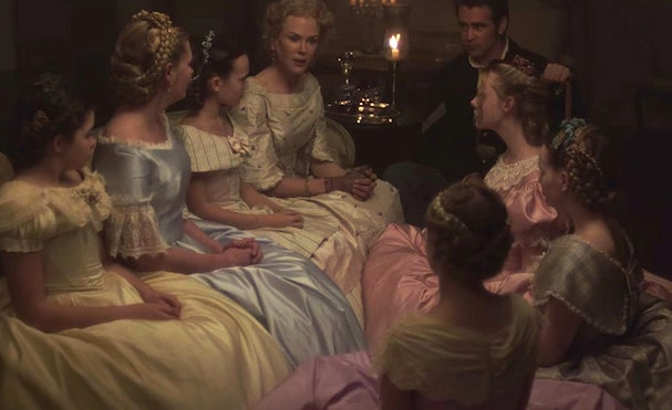 The Beguiled 607