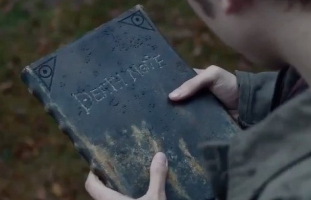Death Note 607