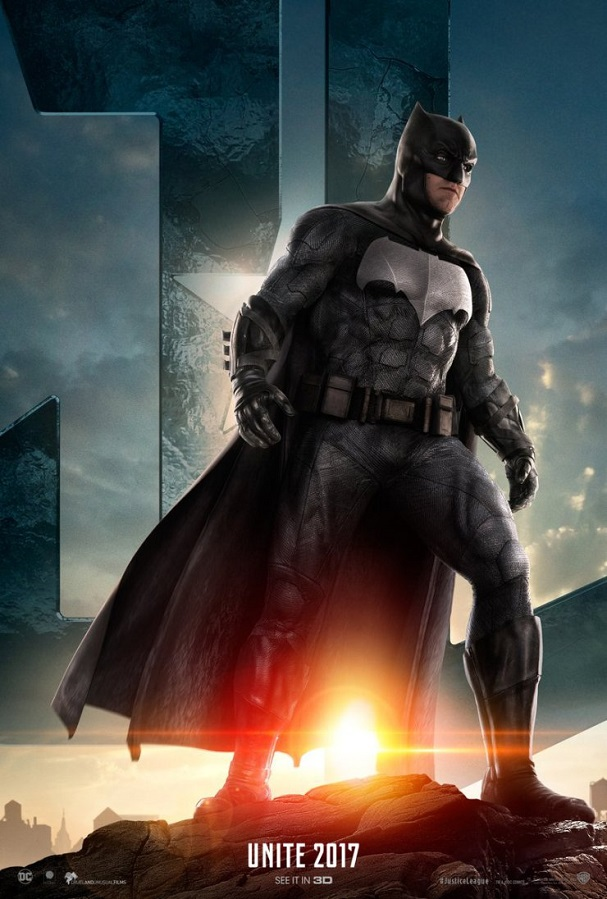 justice league batman