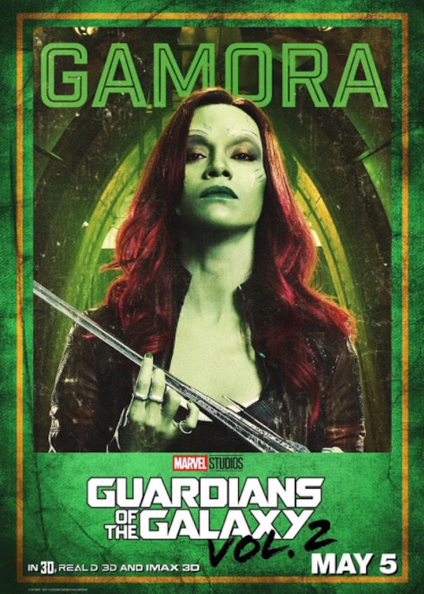 Guardians 2 Character posters 607 2