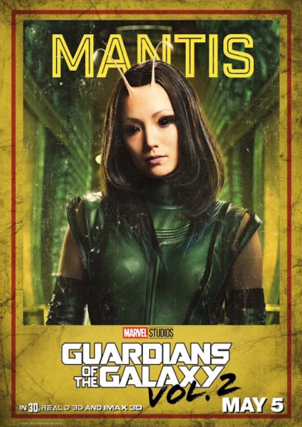 Guardians 2 Character posters 607 4
