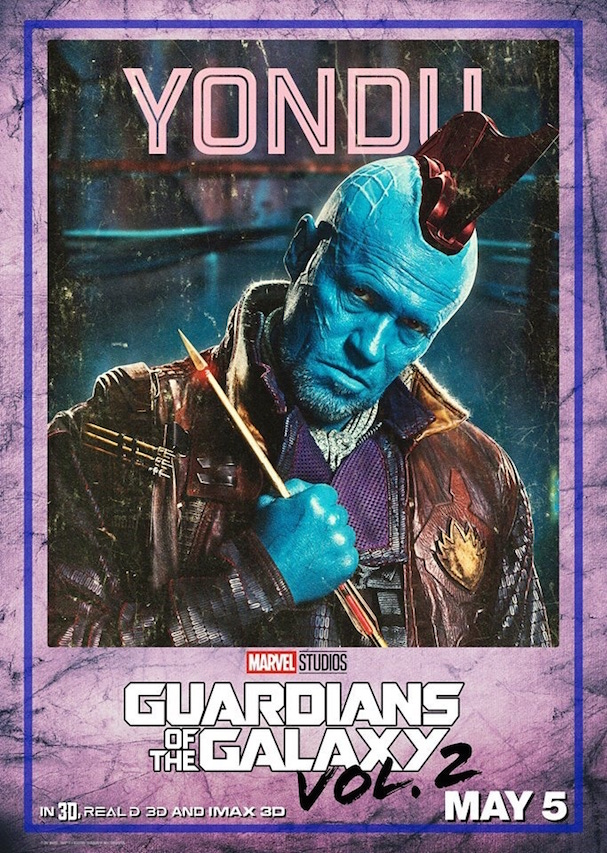 Guardians 2 Character posters 607 5