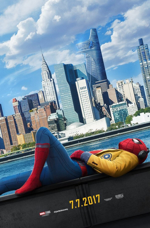 spider-man homecoming poster 607