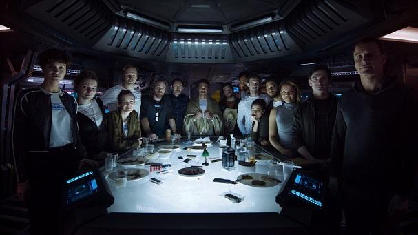 Alien: Covenant 607