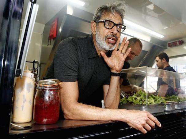 Jeff Goldblum food 607 2