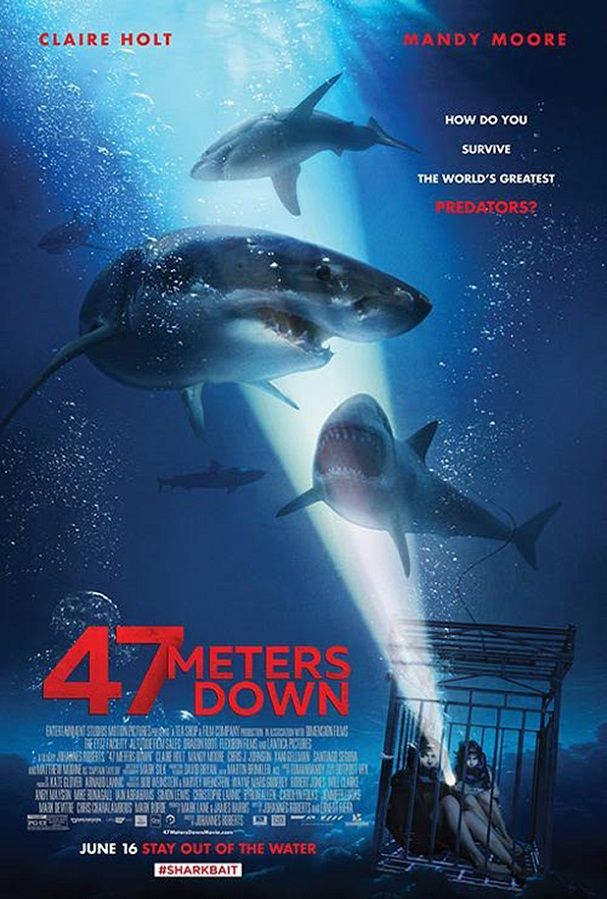 47 Meters Down poster 607