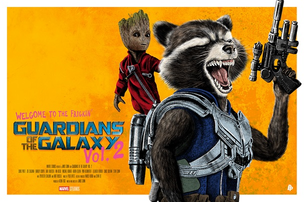 Guardians of the Galaxy Vol.2 by Andrew Swainson 607