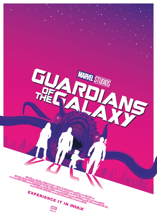 Guardians of the Galaxy Vol.2 by Julien Rico 607