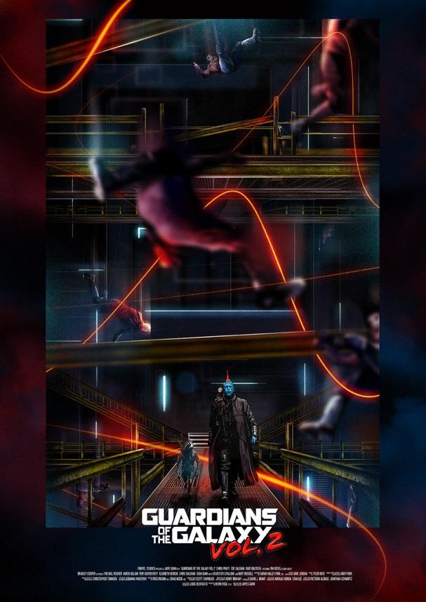 Guardians of the Galaxy Vol.2 by Luke Butland 607