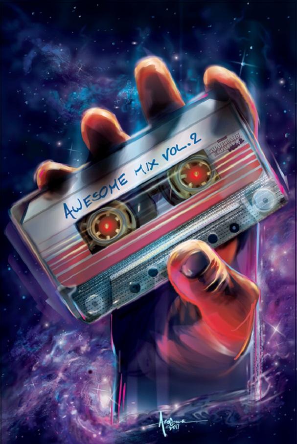 Guardians of the Galaxy Vol.2 by Orlando Arocena 607