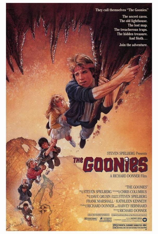 The Goonies by Drew Struzan 607