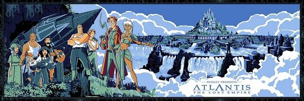 Atlantis by Joe Dunn 607