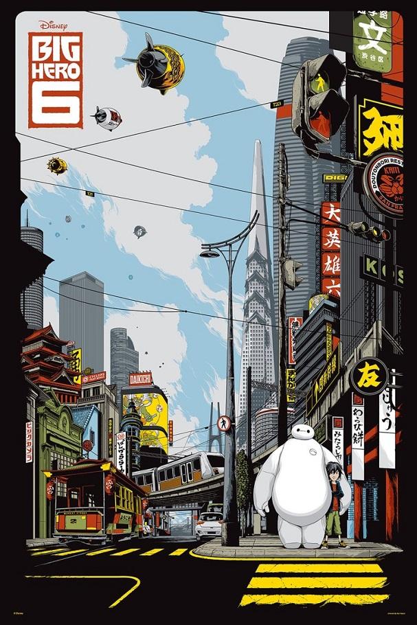 Big Hero 6 by Ken Taylor 607