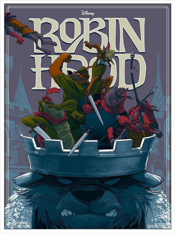 Robin Hood by Rich Kelly 607