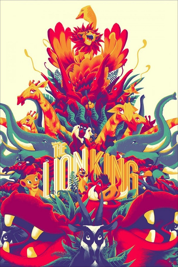 The Lion King by Matt Taylor 607
