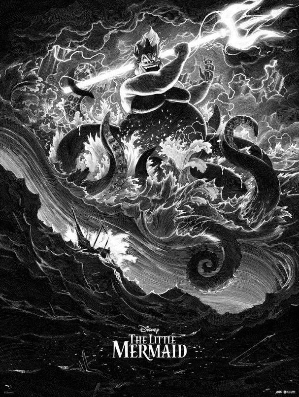 The Little Mermaid by Nicolas Delort 607