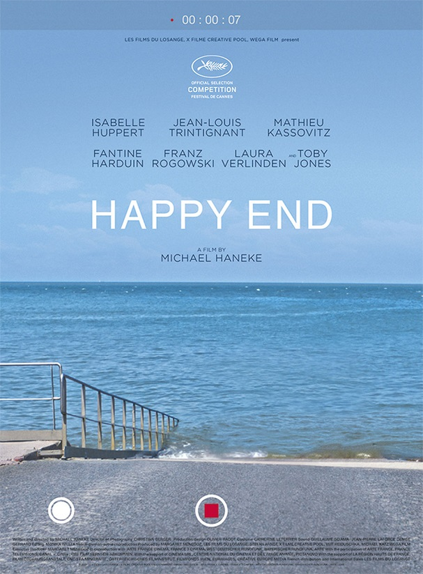 Happy End poster 607