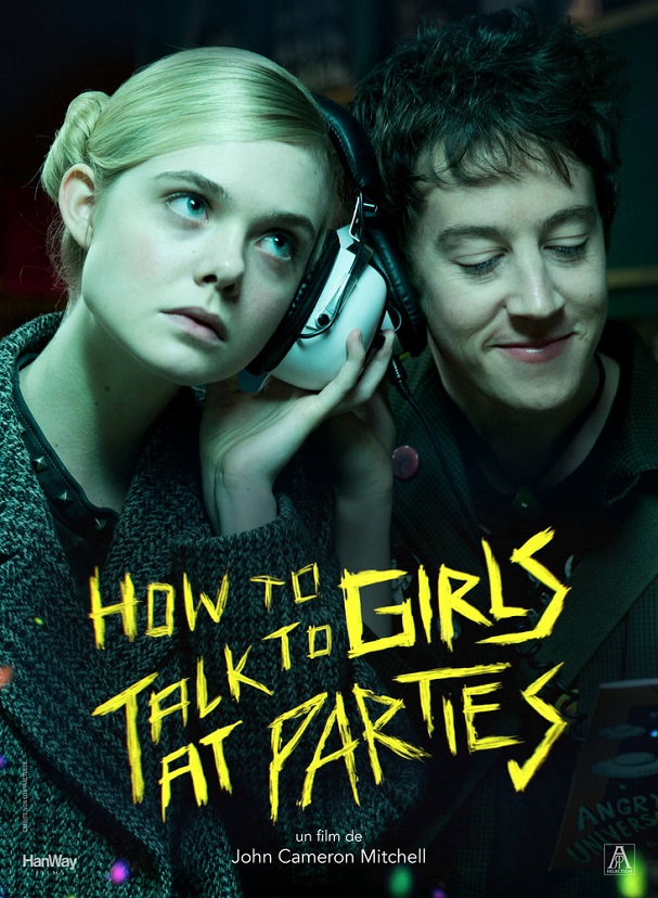 How to Talk to Girls at Parties 607