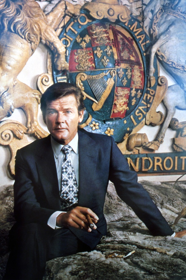 Roger Moore 607