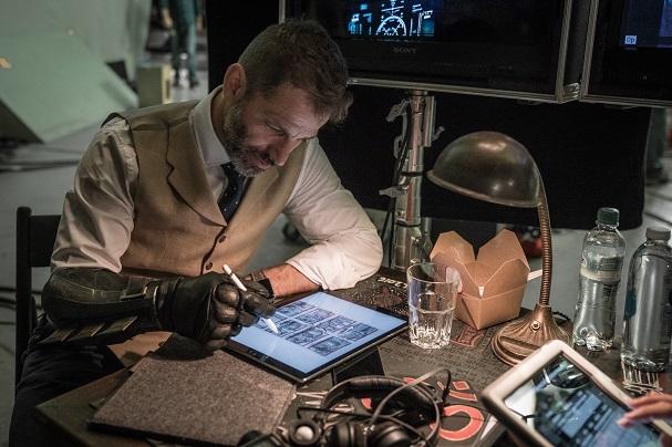 Zack Snyder 607