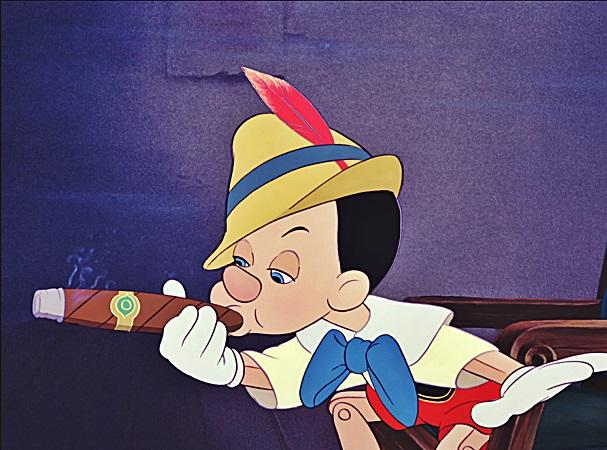 Pinocchio 607