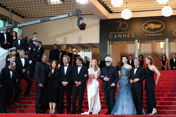 Jury Cannes 2017