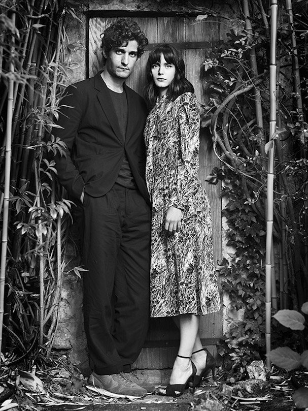 Louis Garrel, & Stacy Martin 607 cannes 2017 STEPHAN VANFLETEREN