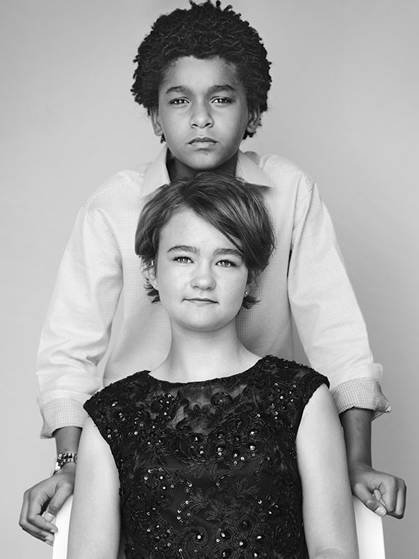 Jaden Michael & Millicent Simmonds 607 cannes 2017 STEPHAN VANFLETEREN