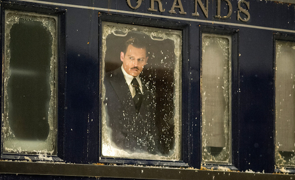 Murder on the Orient Express 607